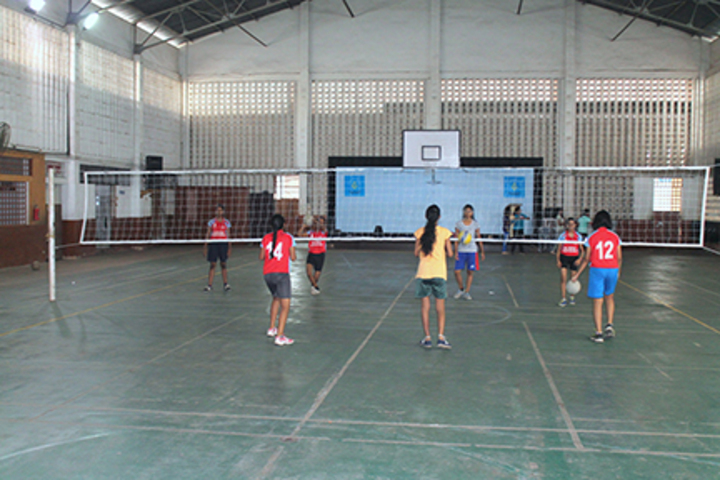 Assisi Vidya Niketan Public School-Sports area