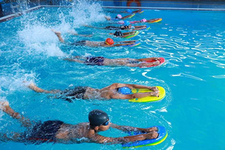 Assisi Vidya Niketan Public School-Swimming Pool
