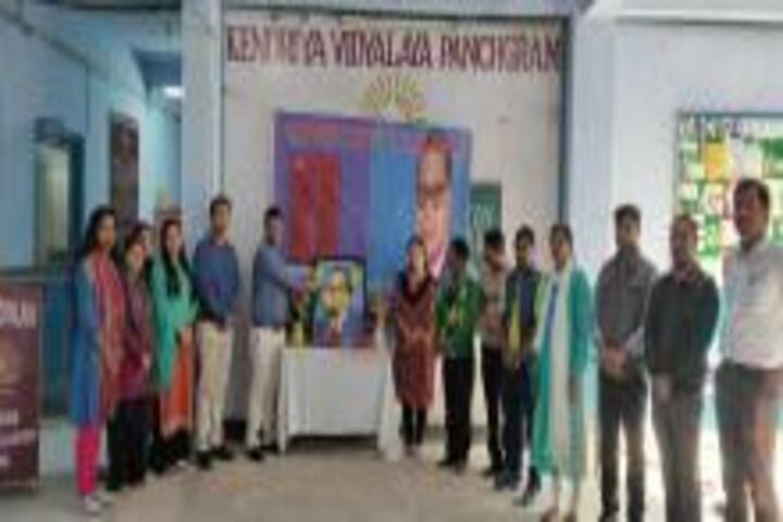 Kendriya Vidyalaya-Constiturtion Day