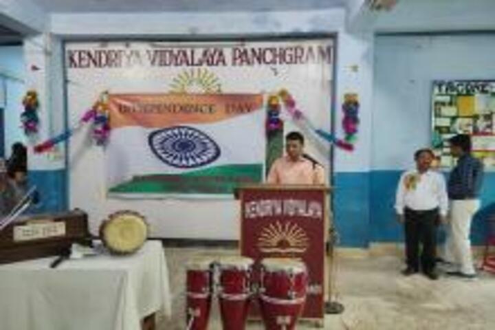 Kendriya Vidyalaya-Kendriya Vidyalaya-Independence Day