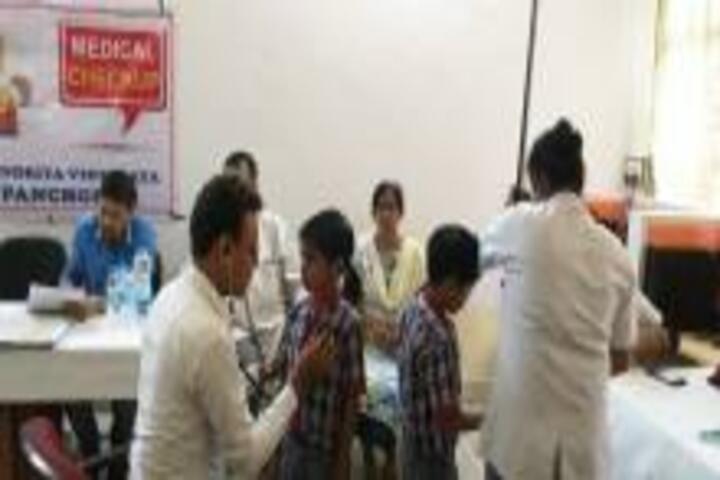 Kendriya Vidyalaya-Kendriya Vidyalaya-Medical Check up Camp