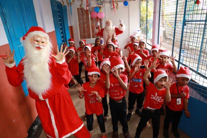 Assisi Vidyaniketan Public School-Christmas Celebrations