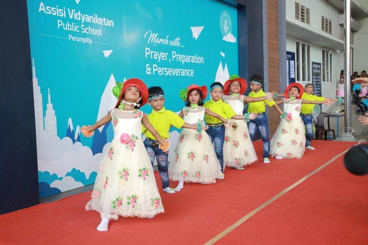 Assisi Vidyaniketan Public School-Dances