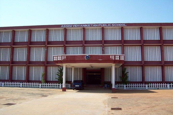 Assisi Vidyaniketan Public School-School Building