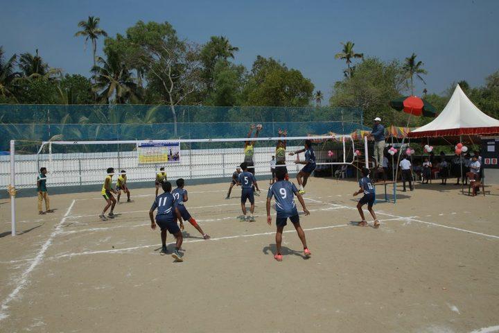 Assisi Vidyaniketan Public School-Sports