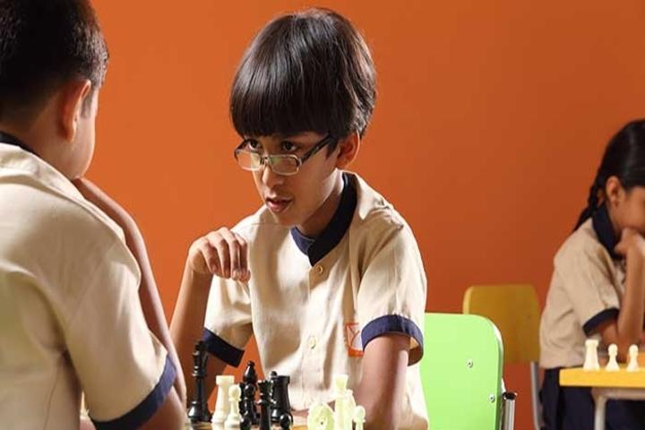 Aura Global Schools-Chess
