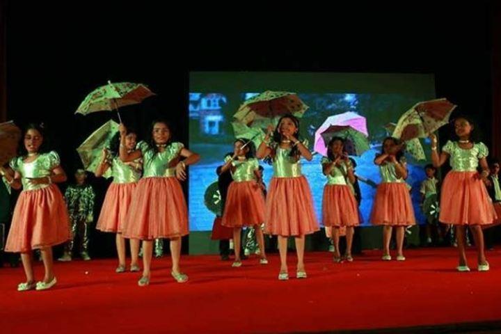 Aura Global Schools-Dances