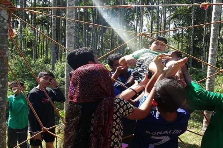 Aura Global Schools-Dhoni Trip