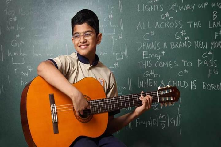 Aura Global Schools-Music Room
