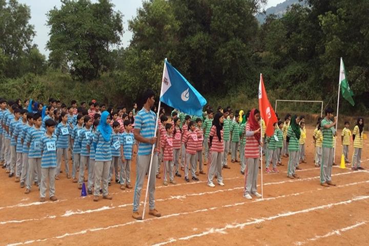 Aura Global Schools-Sports Meet