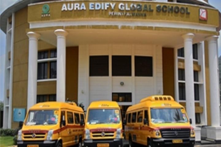 Aura Global Schools-Transport