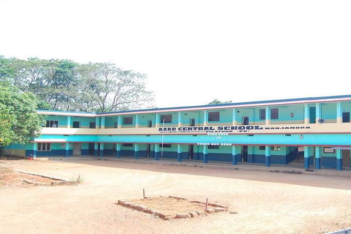 Azad Central School-Campus