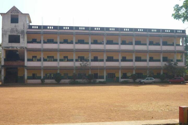 Azhar English Medium School-Campus Building