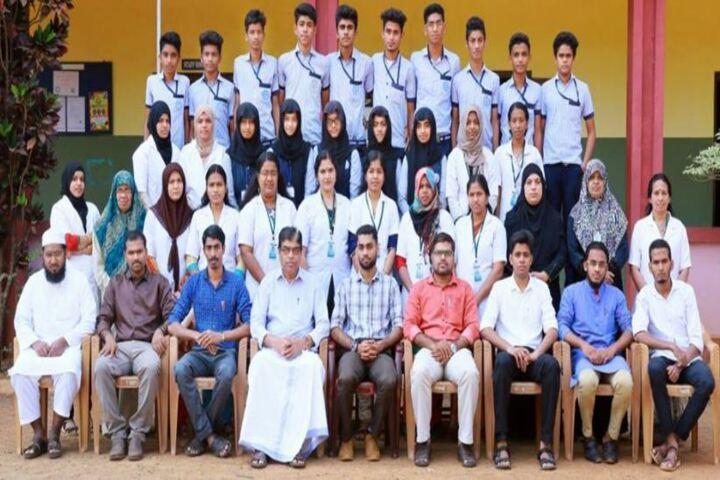 Azhar English Medium School-School Staff