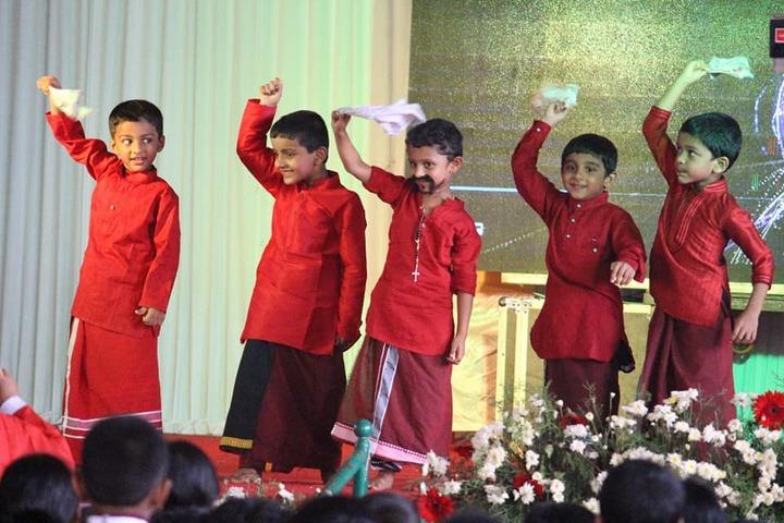 B M M English Medium School-Dances