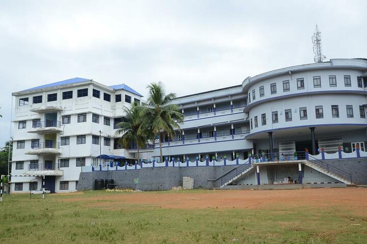 B M Memorial Central School-Campus