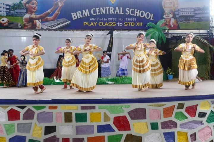 B M Memorial Central School-Cultural Dances