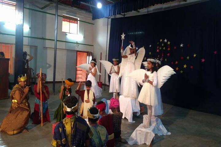 The Baker Vidyapeedh-Christmas Celebrations