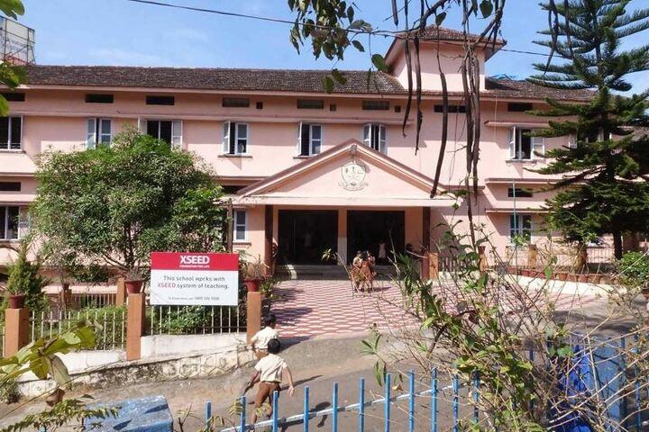 The Baker Vidyapeedh-School Building