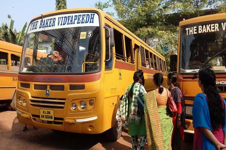 The Baker Vidyapeedh-Transport