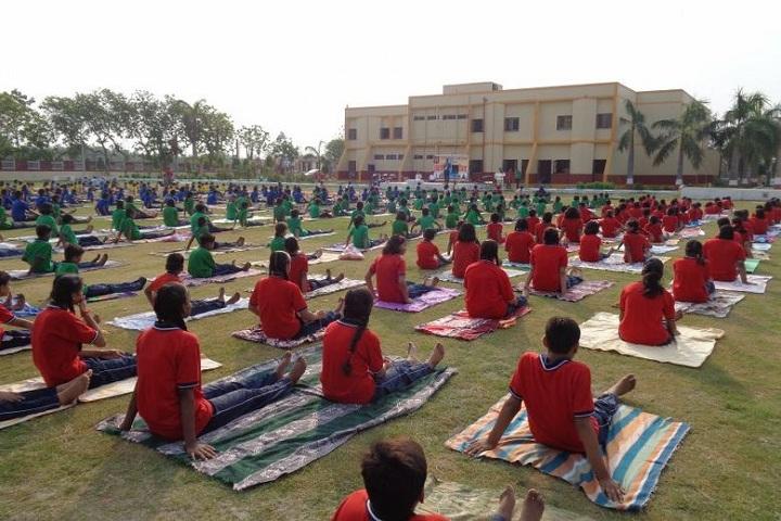 Kendriya Vidyalaya-International Yoga Day
