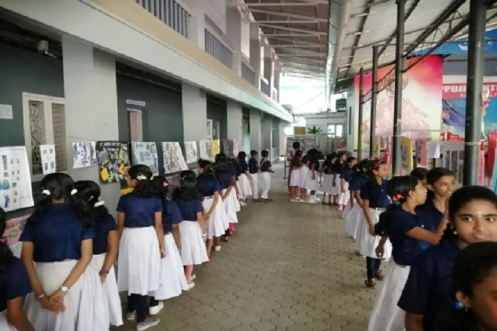 Bappuji Central School-Exhibition