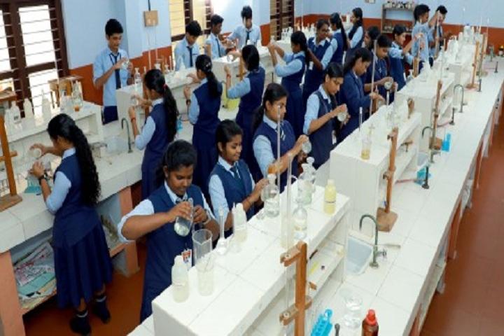 Bappuji Central School-Laboratory