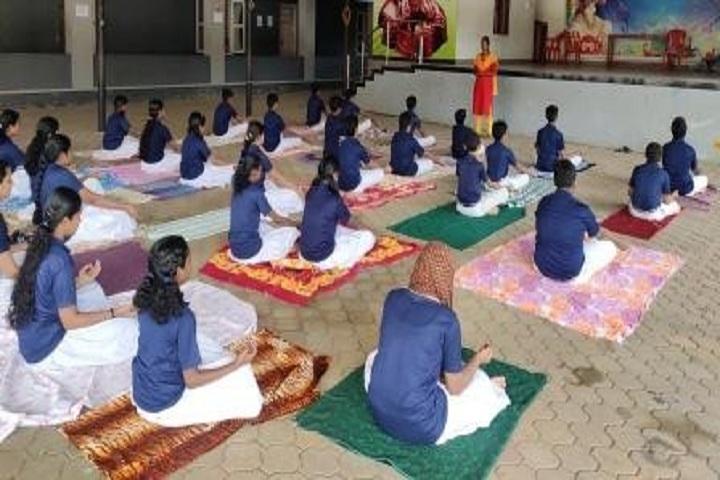Bappuji Central School-Yoga-Classes