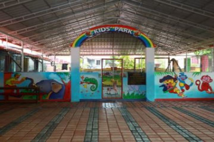 Bappuji English Medium School-Kids Park