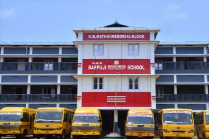Bappuji English Medium School-Transport