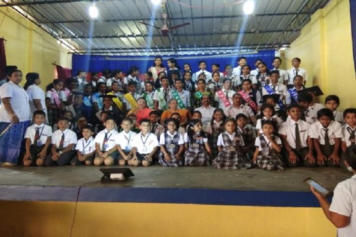 Bappuji English Medium School-Activity