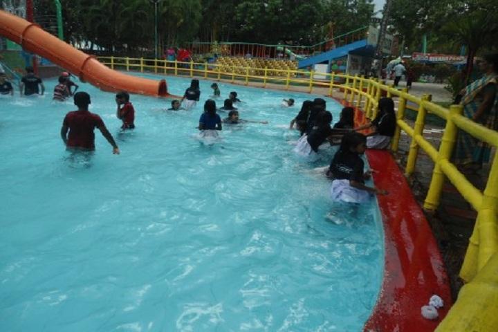 Bappuji English Medium School-Swimming Pool
