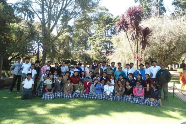 Bappuji English Medium School-Tour