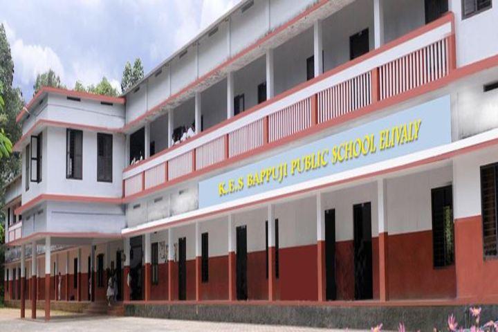 Bappuji Public School-Campus