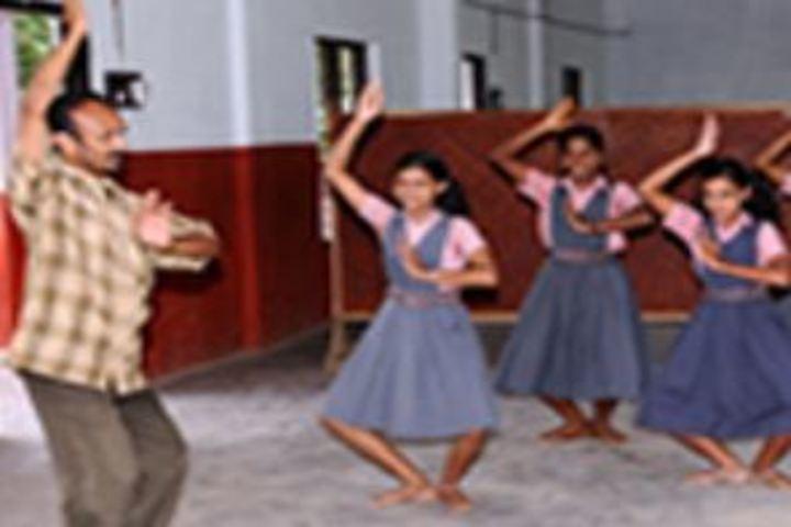 Bappuji Public School-Dances