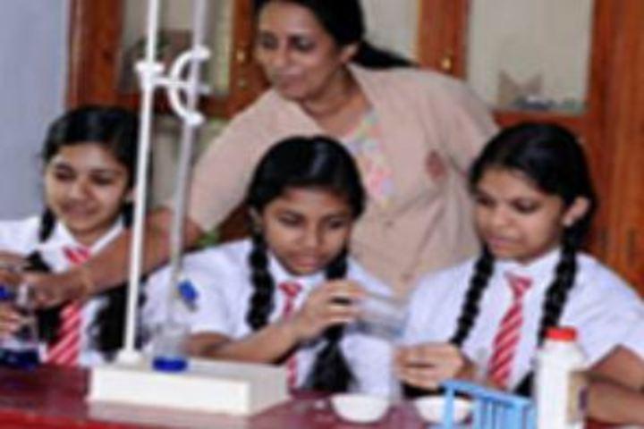 Bappuji Public School-Lab