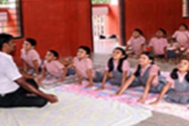 Bappuji Public School-Yoga