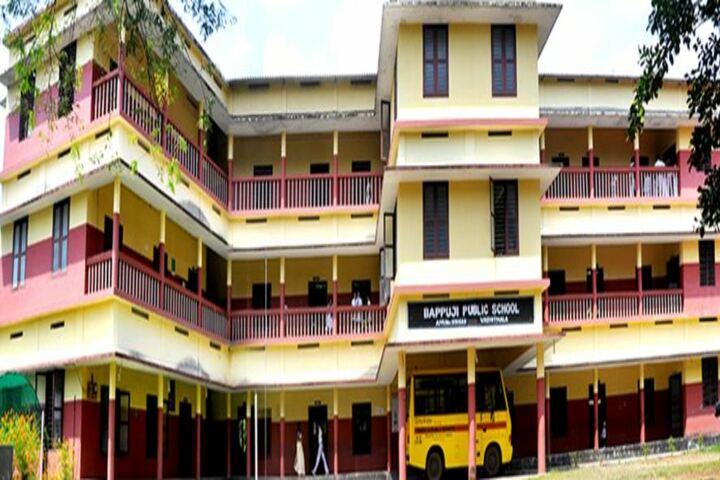 Bappuji Public School-Campus View