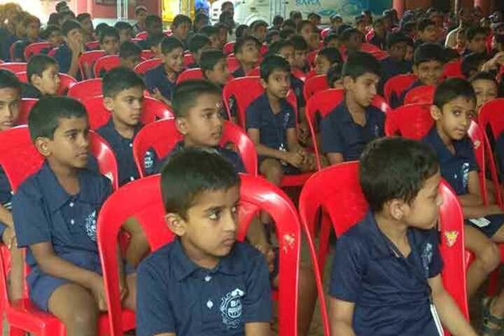 Bappuji Public School-Childrens