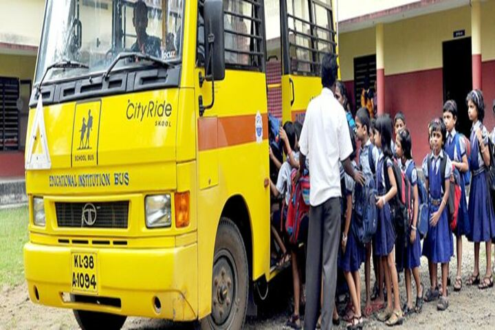 Bappuji Public School-Transport