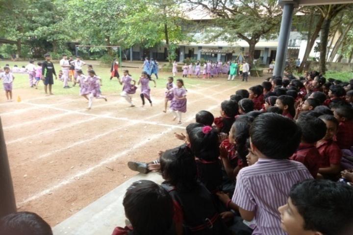 Baselius Augen Public School-Running Race
