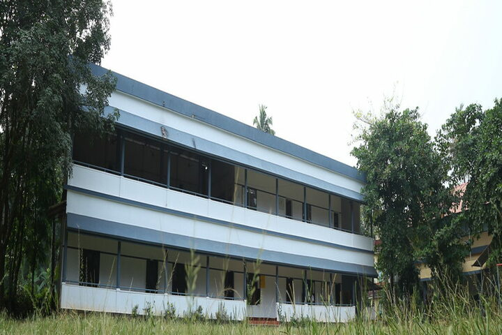 Baselius Augen Public School-School Building
