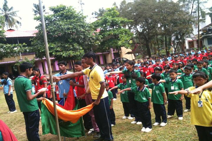 Baselius Augen Public School-Sports Meet