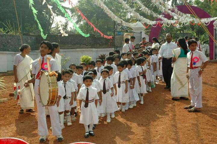 Baselios Marthoma Mathews Ii Central School-March Past