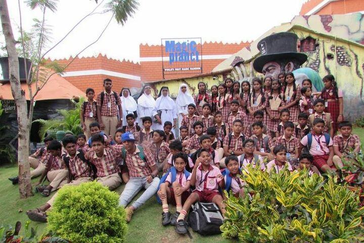 Baselios Marthoma Mathews Ii Central School-Picnic