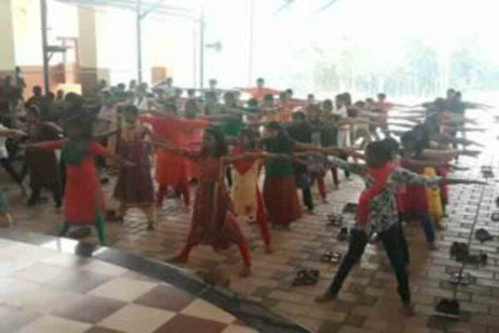 Baselios Marthoma Mathews Ii Central School-Yoga