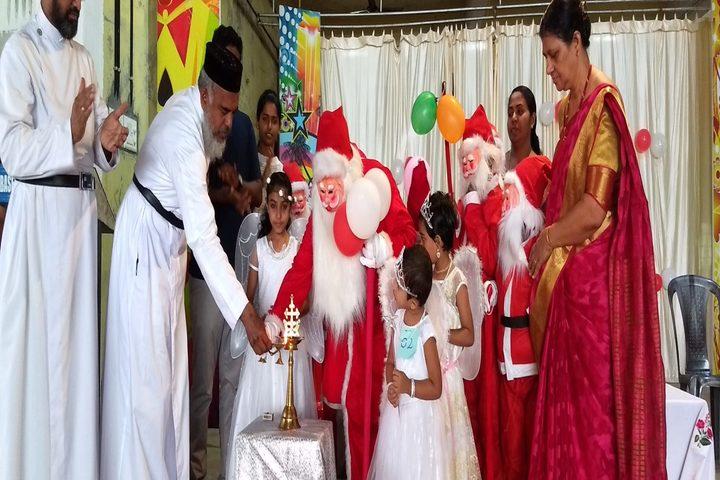 Baselios Vidyanikethan-Christmas Day