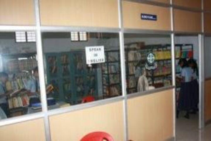 Believers Church English Medium School-Library