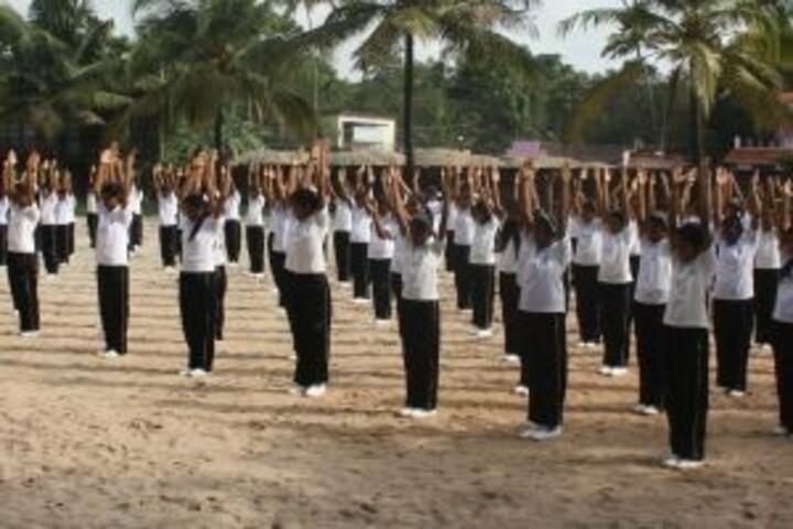 Believers Church English Medium School-Physical Activities