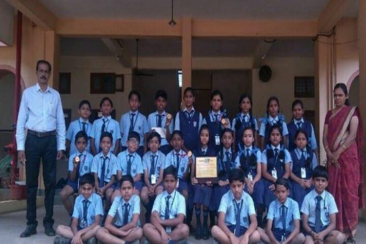 Believers Church English Medium School-Prizes